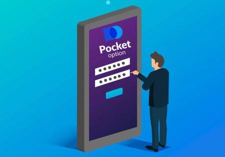 Как открыть торговый счет в Pocket Option