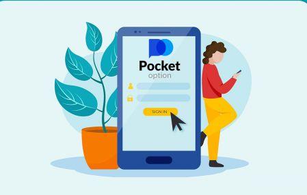 Как зарегистрироваться и войти в учетную запись в Pocket Option Broker Trading